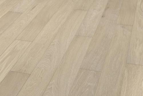 parquet prefinito plancia stretta - rovere grigio