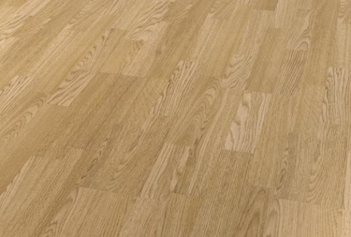 3 Strip Floor - Oak light brown