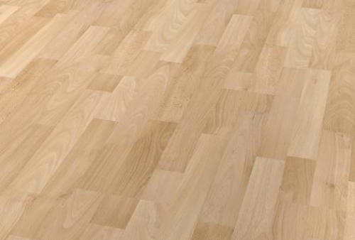 3 Strip Floor - Beech rosé beige