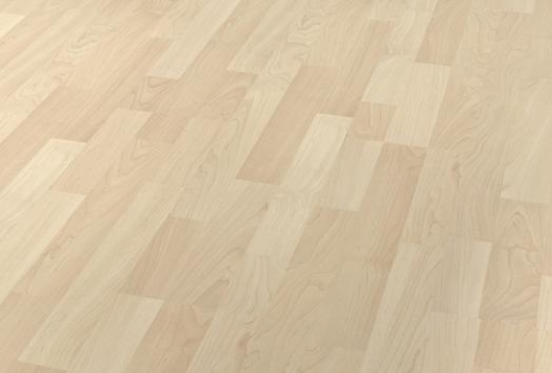 3 Strip Floor - Hard maple sand beige