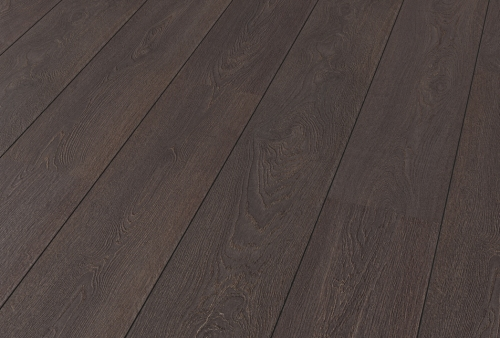 Pavimento in laminato - D 11 ROVERE MARRONE INTENSO 1343