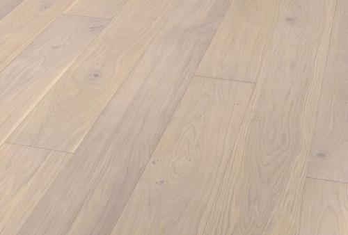 parquet prefinito plancia unica - rovere bianco sabbia