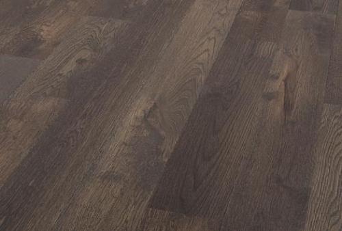 Tavolato (espressivo) - Oak antique black brown