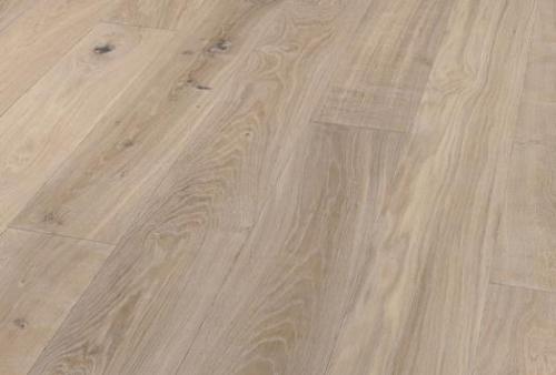 parquet prefinito plancia unica - rovere anticato bianco