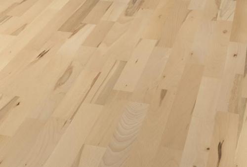 3 Strip Floor bilanciato - Beech salmon beige