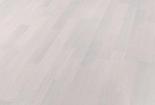 parquet prefinito 3 strip - rovere bianco antico
