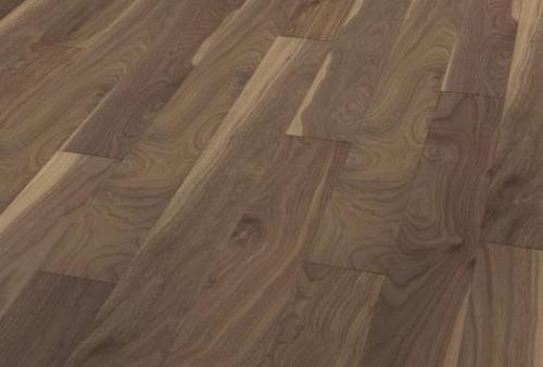 Tavolato stretto (bilanciato) - Walnut american carmine brown