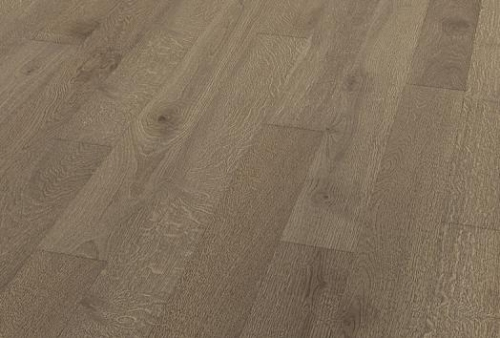 Tavolato stretto (espressivo) - Oak olive brown