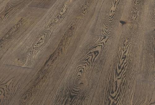 Tavolato (espressivo) - Oak vulcano brown