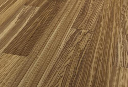Tavolato (bilanciato) - Zebrano ochre brown