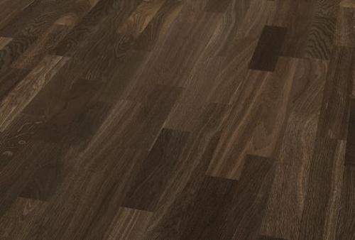 3 Strip Floor bilanciato - Oak tobacco brown