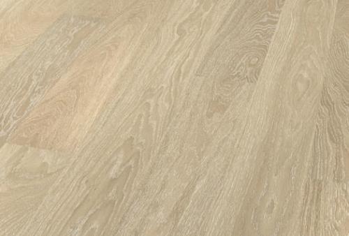 parquet prefinito plancia unica - rovere beige brillante