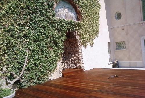 legno per esterni DECKING essenza Ipé oliato  - Pavimento in legno esterno in Ipé