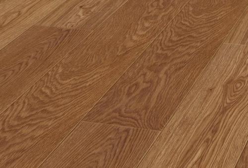 pavimento in laminato effetto parquet - ROVERE CHAMPAGNE 2933 - PAVIMENTO IN LAMINATO KRONOTEX - LINEA MAMMUT