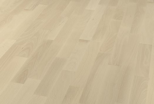 parquet prefinito 3 strip - faggio beige