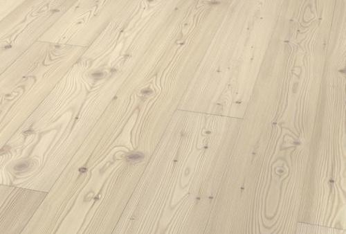 parquet prefinito plancia unica - larice siberiano sbiancato