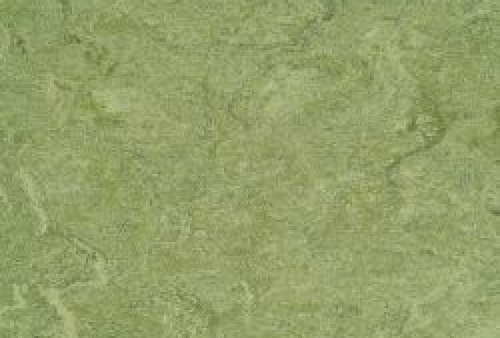 Frog green - pavimento in LINOLEUM