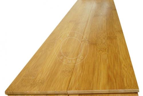 parquet in bamboo - orizzontale carbonizzato - Pavimento in bamboo