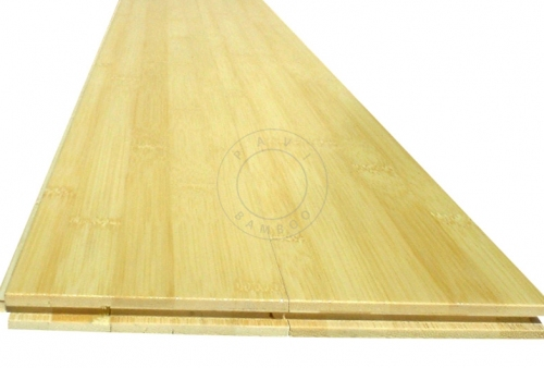 parquet in bamboo - orizzontale naturale - Pavimento in bamboo
