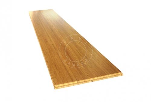 parquet in bamboo - verticale carbonizzato - Pavimento in bamboo
