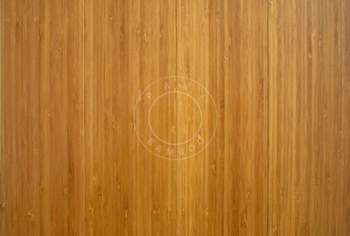parquet in bamboo - verticale carbonizzato - Pavimento in bamboo
