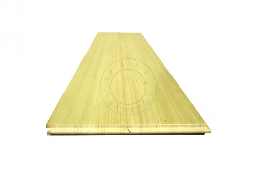 parquet in bamboo - verticale naturale - Pavimento in bamboo