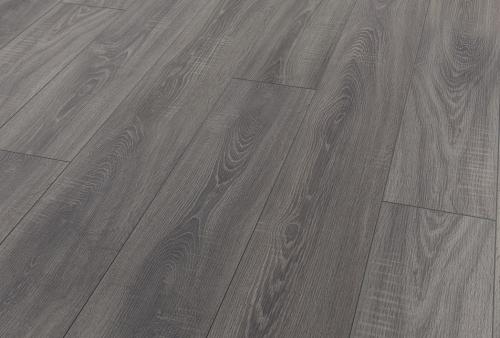 Pavimento in laminato city line rovere effetto seghettato for Finto parquet laminato
