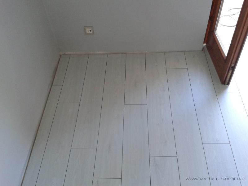 Realizzazioni pavimenti in laminato