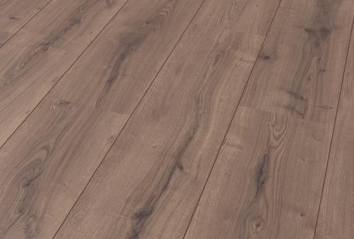 Pavimento in laminato Cl AC4/32 spessore mm 10 - rovere marrone nocciola 1441