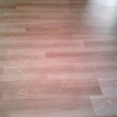 Pavimento in pvc decoro faggio 2 strip