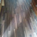 Pavimento in laminato rovere marrone split multistrip