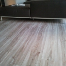 Pavimento in laminato acero tinto bianco - Cl AC5/33