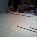 Pavimento in laminato rovere sbiancato - Linea AVATARA FLOOR