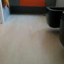 Pavimento in pvc decoro Alba Oak Snow