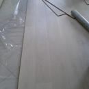 Pavimento in laminato decoro rovere bianco perla 1341